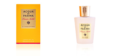 Shower gel PEONIA NOBILE luxurious bath gel Acqua Di Parma