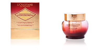 Anti aging cream & anti wrinkle treatment HARMONIE DIVINE cream L'Occitane