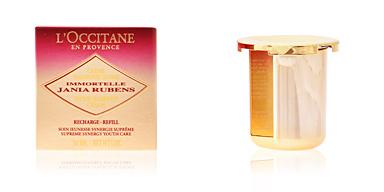 Skin lightening cream & brightener HARMONIE DIVINE crème recharge L'Occitane