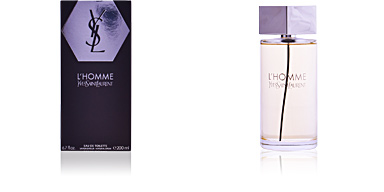 Yves Saint Laurent L'HOMME limited edition eau de toilette spray perfume