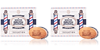 Soin de la barbe MILITARY brush Macho Beard Company