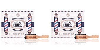 Cuidado de la barba MEDIUM BEARD brush Macho Beard Company