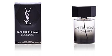 Yves Saint Laurent LA NUIT DE L'HOMME limited edition eau de toilette spray 100 ml