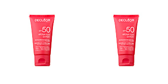 AROMA SUN EXPERT crème protectrice anti-rides SPF50+ Decleor