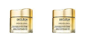 Antifatigue facial treatment OREXCELLENCE crème jeunesse concentré d'énergie Decléor