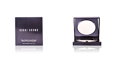 Poudre compacte SHEER FINISH pressed powder Bobbi Brown