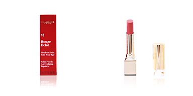 ROUGE ECLAT #18-strawberry sorbet  Clarins
