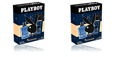 Playboy KING OF THE GAME LOTE 2 pz