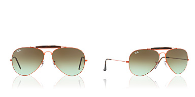Ray-ban RAYBAN RB3029 9002A6 62 mm