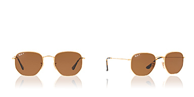 Ray-ban RB3548N 001/57 POLARISEES 51 mm