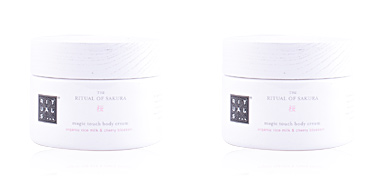 Body moisturiser SAKURA magic touch body cream Rituals