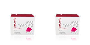 Face moisturizer ROSA MOSQUETA HIDRATANTE 24H crema facial Babaria