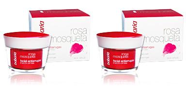 Face moisturizer ROSA MOSQUETA ANTIARRUGAS crema facial Babaria