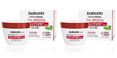 PIEL ATOPICA aloe vera crema facial 0% Babaria