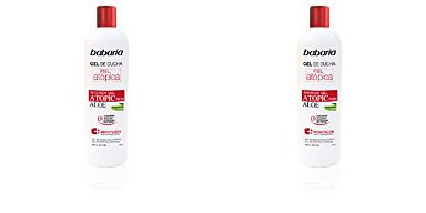 Babaria PIEL ATOPICA aloe vera gel de ducha 0% 600 ml