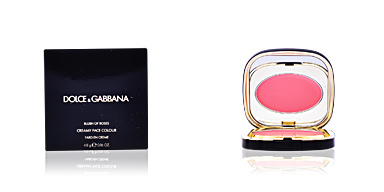 BLUSH OF ROSES creamy face colour Dolce & Gabbana Makeup