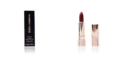CLASSIC CREAM lipstick #150-seduction Dolce & Gabbana Makeup