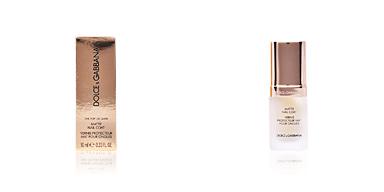 Dolce & Gabbana Makeup NAIL CARE matte nail coat 10 ml