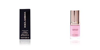 THE NAIL LACQUER intense nail lacquer Dolce & Gabbana Makeup