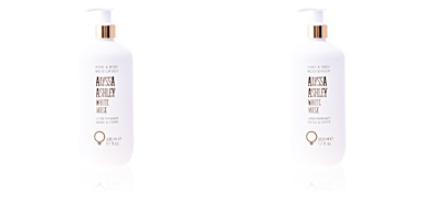 Körperfeuchtigkeitscreme WHITE MUSK hand & body lotion Alyssa Ashley