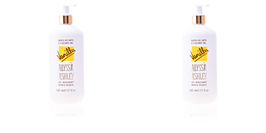 VAINILLA bath & shower gel Alyssa Ashley