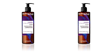 Hair straightening shampoo BOTANICALS camelina ritual de alisado champú L'Oréal París