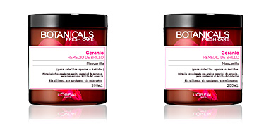 Botanicals GERANIO REMEDIO DE BRILLO mascarilla 200 ml