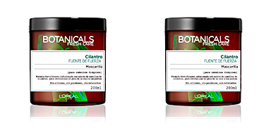 Mascarilla para el pelo BOTANICALS cilantro fuente de fuerza mascarilla L'Oréal París