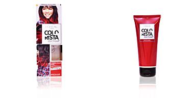L'Oreal Colorista WASH OUT coloración temporal #12 red 4 pz
