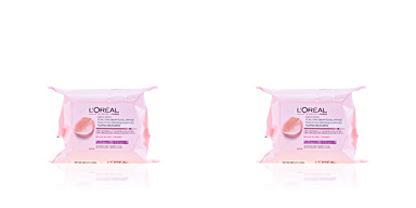 FLORES DELICADAS toallitas desmaquilladoras piel sensible L'Oréal