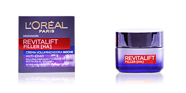 REVITALIFT FILLER noche voluminizadora anti-edad 50 ml L'Oréal