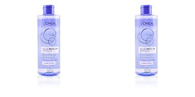 Micellar water AGUA MICELAR BIFÁSICA waterproof piel sensible L'Oréal París