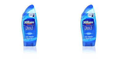 Gel de baño ICE FRESH shower gel Williams