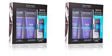 John Frieda FRIZZ-EASE RIZOS DEFINIDOS SET 3 pz