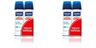Desodorante MEN ACTIVE CONTROL 48H DESODORANTE VAPORIZADOR LOTE Sanex