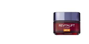Tratamento para flacidez do rosto REVITALIFT LASER X3 crema día SPF20 L'Oréal París