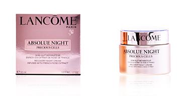 Face moisturizer ABSOLUE PRECIOUS CELLS crème nuit Lancôme