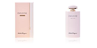 Body moisturiser EMOZIONE body lotion Salvatore Ferragamo