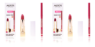 SOFT SENSATION #602-soft caramel + lip liner Astor