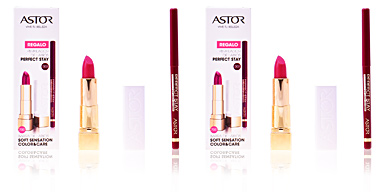 Lipsticks SOFT SENSATION #700-nude desire + lip liner Astor
