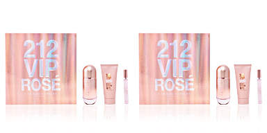 Carolina Herrera 212 VIP ROSÉ LOTTO 3 pz