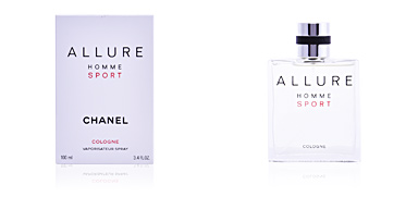Chanel ALLURE HOMME SPORT COLOGNE edt zerstäuber 100 ml