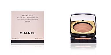 Polvos bronceadores LES BEIGES poudre belle mine ensoleillée Chanel