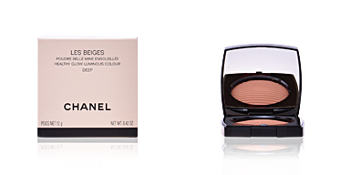 Pó bronzeador LES BEIGES poudre belle mine ensoleillée Chanel