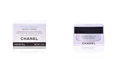 Anti-rugas e anti envelhecimento HYDRA BEAUTY micro crème Chanel