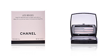 Eye shadow LES BEIGES palette regard belle mine naturelle Chanel