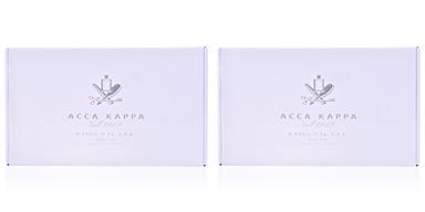 Acca Kappa WHITE MOSS SET 4 pz