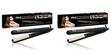 Plancha de pelo IRIA TITANIUM straightener Id Italian
