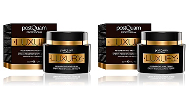 LUXURY GOLD regenerating night cream Postquam