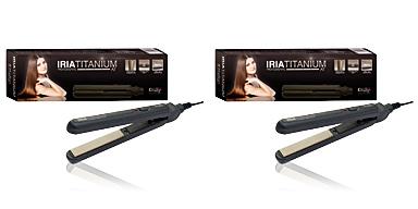 Plancha de pelo IRIA TITANIUM XS professional straightener Id Italian